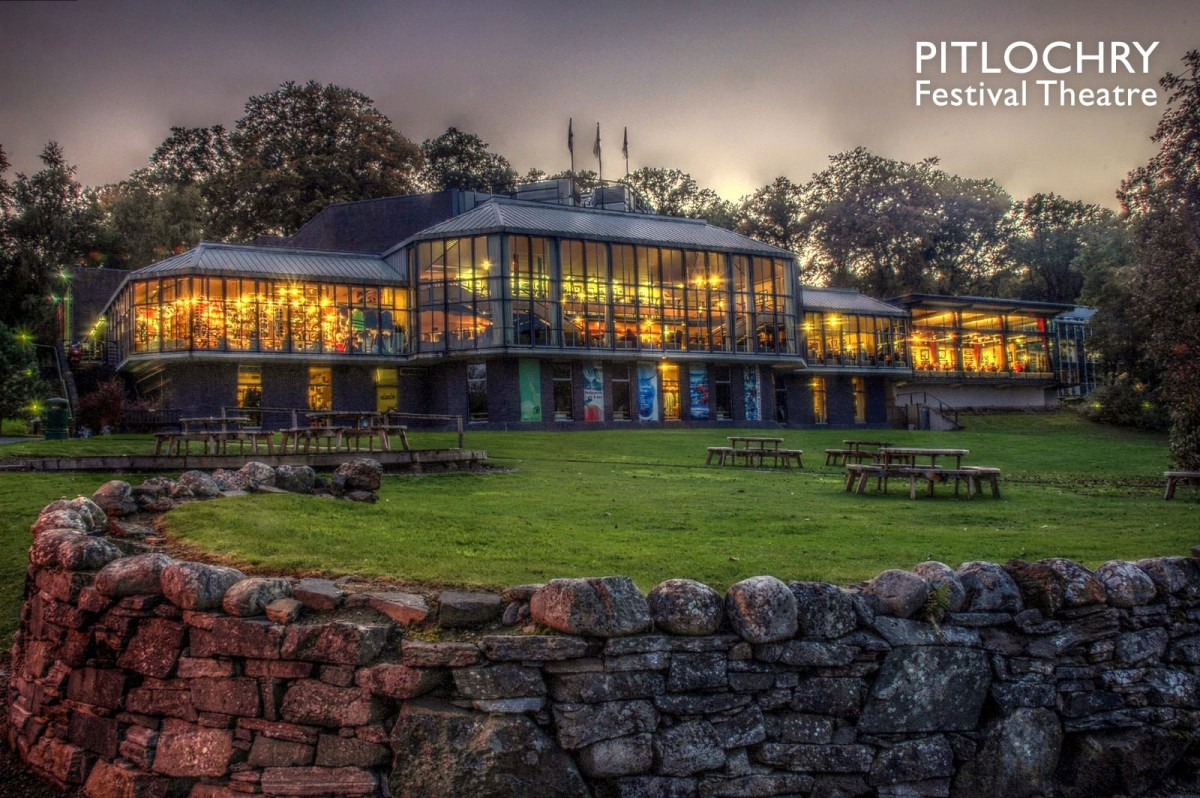 Pitlochry Festival Theatre Perthshire