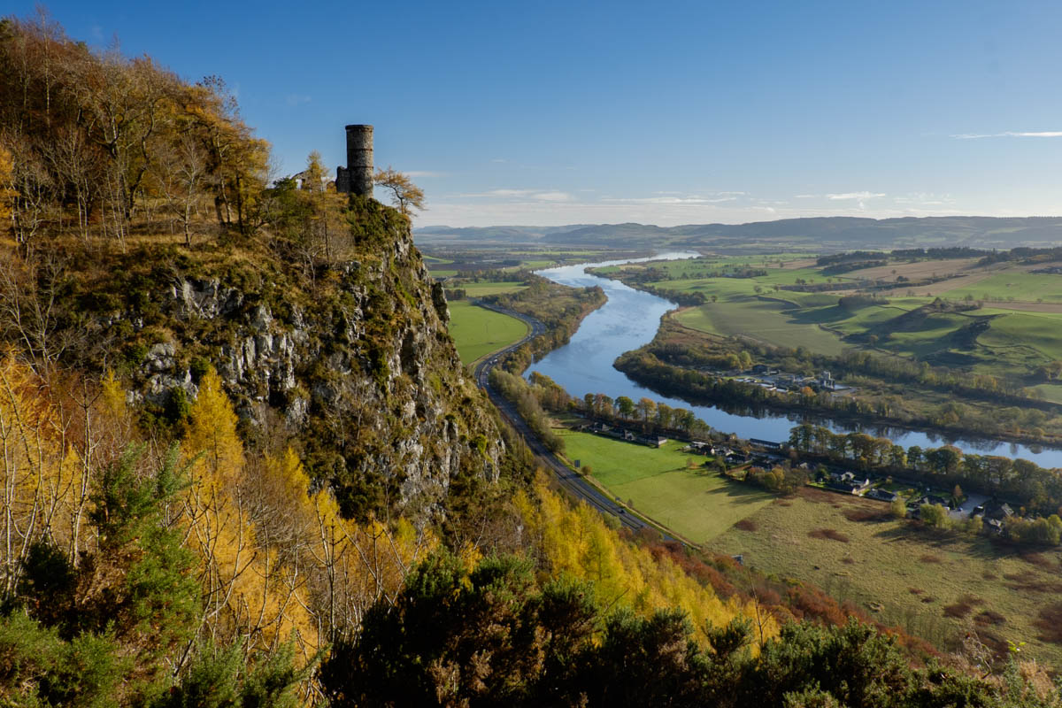 Kinnoull Hill Perth