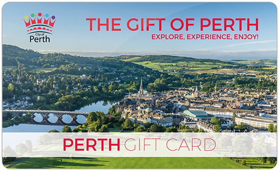 Perth Gift Card